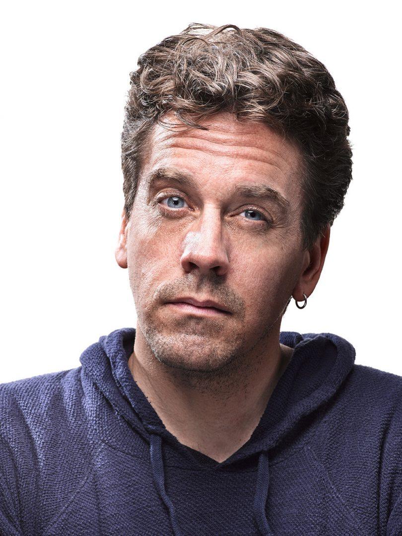 Jesse Joyce - Comedian head shot